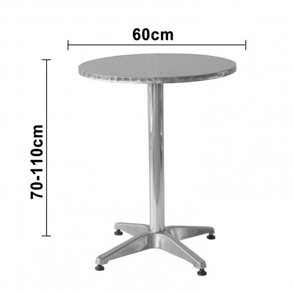 Linder Exclusiv Zahradní stůl BISTRO MC4603