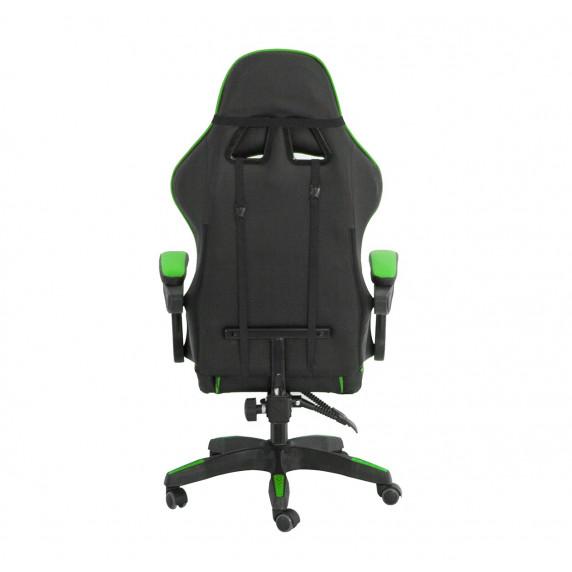Gamer křeslo Aga MR2080GREEN - zelené