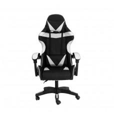 Gamer křeslo Aga MR2080WHITE - černo-bílá Preview