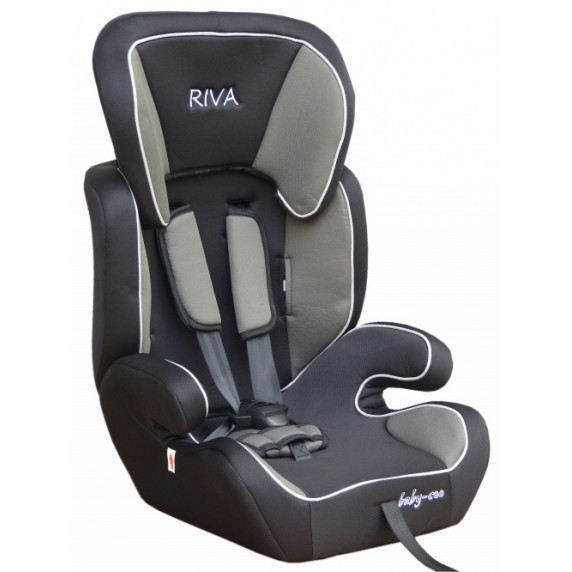 Baby Coo autosedačka RIVA Grey