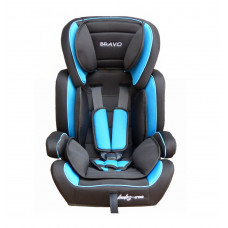 Baby Coo autosedačka BRAVO Black Blue Preview