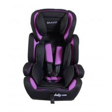 Baby Coo autosedačka BRAVO Black Violet Preview