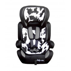 Baby Coo autosedačka BRAVO Black White Preview