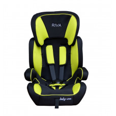 Baby Coo autosedačka RIVA Black Green Preview