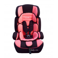 Baby Coo autosedačka PRINCE 2018 Black Pink Preview