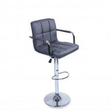 Tresko Barová židle s područkami BH015 Sivá Preview