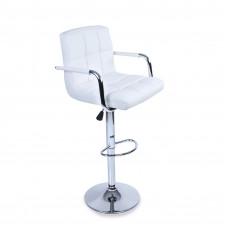 Tresko Barová židle s područkami BH016 White Preview