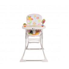Clamaro Jídelní židlička Květinkový Preview