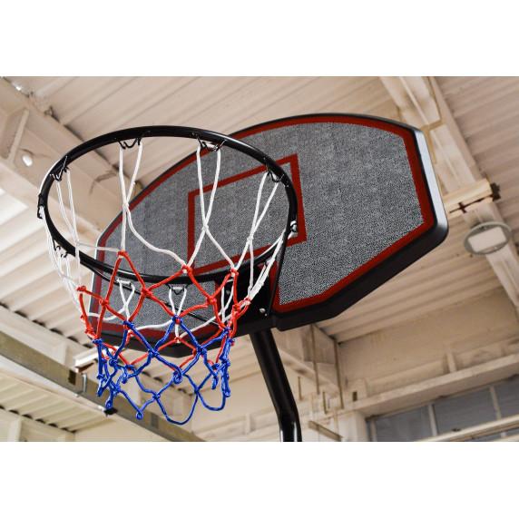 Basketbalový koš AGA MR6005 s deskou  90 x 60 x 2 cm