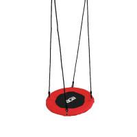 Závěsný houpací kruh Aga MR1060G 60 cm - červený