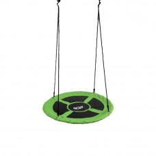 Závěsný houpací kruh Aga MR1060G 100 cm - zelený Preview