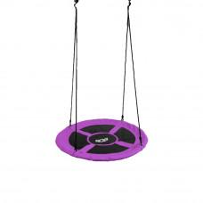 Závěsný houpací kruh Aga MR1100P 100 cm - fialový Preview