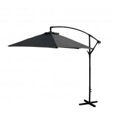 Aga Zahradní slunečník EXCLUSIV BONY 300 cm Dark Grey Preview