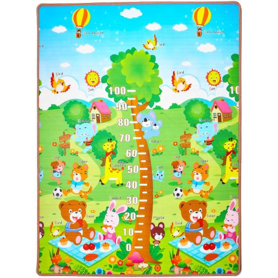 Dětská pěnová hrací podložka 150x180 cm Aga4Kids MR108