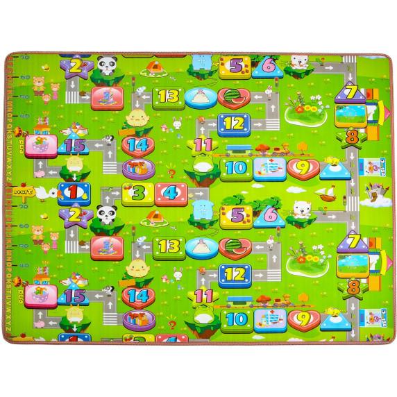 Dětská pěnová hrací podložka 150x180 cm Aga4Kids MR109