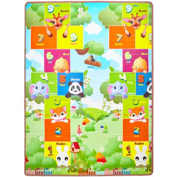Dětská pěnová hrací podložka 150x180 cm Aga4Kids MR118