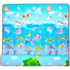 Dětská pěnová hrací podložka 150x180 cm Aga4Kids MR103 Preview