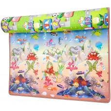 Dětská pěnová hrací podložka 150x180 cm Aga4Kids MR105 Preview