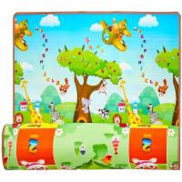 Dětská pěnová hrací podložka 150x180 cm Aga4Kids MR106