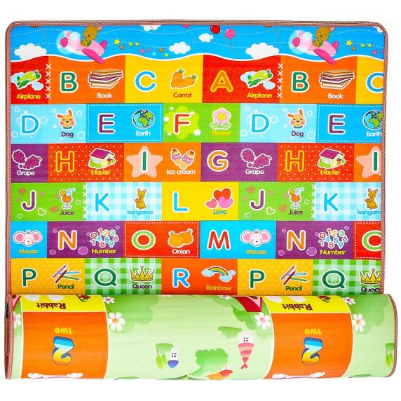Dětská pěnová hrací podložka 150x180 cm Aga4Kids MR112