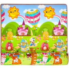 Dětská pěnová hrací podložka 150x180 cm Aga4Kids MR120 Preview