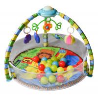 Hrací deka MRBM02 Aga4Kids - se síťkou a míčky