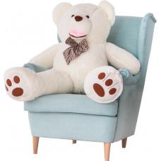 Aga4Kids Amigo Plyšový medvěd 130 cm White Preview
