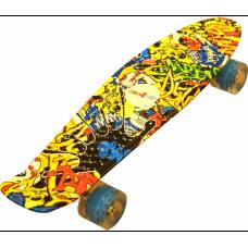 Aga4Kids Skateboard Skull Preview