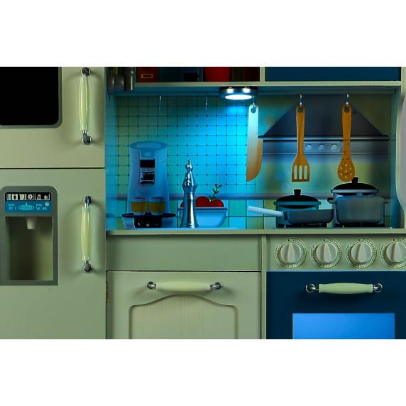 Aga4Kids Kuchyňka Mr. Poppy + LED