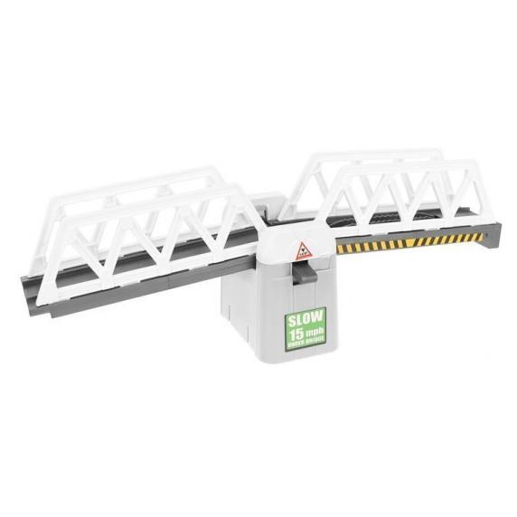 Vláčkodráha 86 dílů (9 m) na baterie Aga4Kids