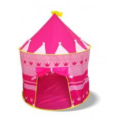 Dětský hrací stan Aga4Kids  CASTLE Beautiful Cubby house KL999 ST-0108-PINK - Růžový Preview