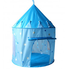 Dětský hrací stan Aga4Kids  Castle ICE PALACE ST-0108IPH 135x102 cm - Modrý Preview