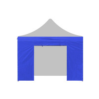 AGA Bočnice s dveřmi POP UP 3x3 m Blue