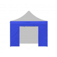 AGA Bočnice s dveřmi POP UP 3x3 m Blue Preview