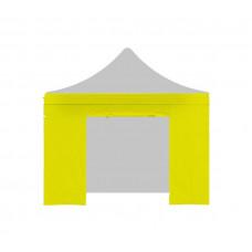 AGA Bočnice s dveřmi POP UP 3x3 m Yellow Preview
