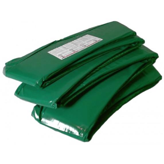 Aga SPORT PRO Trampolína 430 cm Dark Green + ochranná síť + žebřík + kapsa na obuv