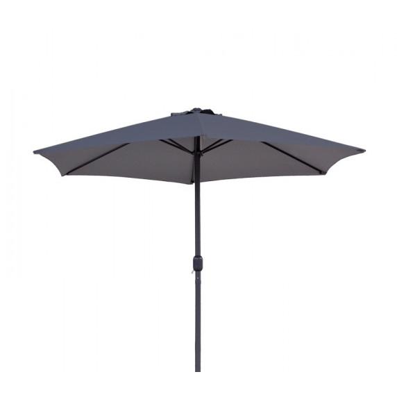Aga Slunečník CLASSIC 400 cm Dark Grey