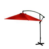 Aga Záhradní slunečník EXCLUSIV BONY 300 cm Dark Red