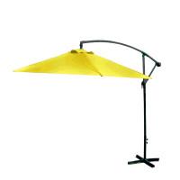 Aga Záhradný slnečník EXCLUSIV BONY 300 cm Yellow