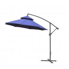 Záhradný slnečník konzolový AGA Exclusiv CUBE 250 cm Dark Blue Preview