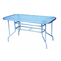 Linder Exclusiv Zahradní stůl MILANO MC331166 140 x 80 cm