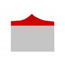 Aga Náhradní střecha PARTY 3x3 m Red Preview