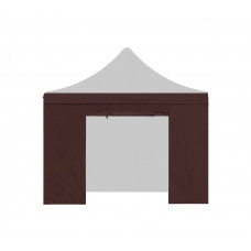 Aga Bočnice s dveřmi POP UP 2x2 m Brown Preview