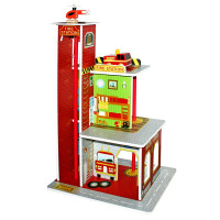 Aga4Kids Hrací set FIRE STATION