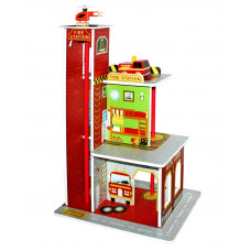 Aga4Kids Hrací set FIRE STATION Preview