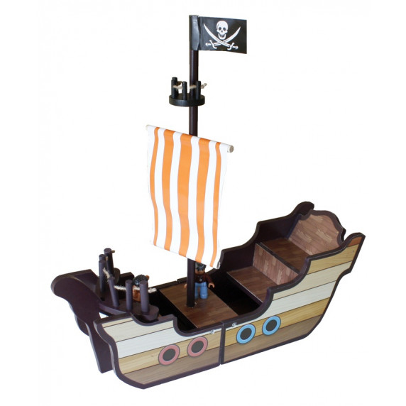 Aga4Kids hracia súprava PIRATE