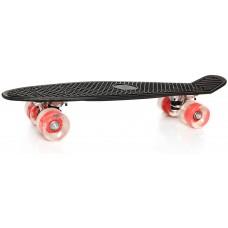 Aga Skateboard RETRO 7414 Black Preview