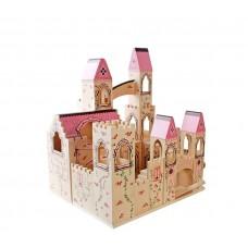 Aga4Kids domček pre bábiky CASTLE Preview