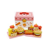 Aga4Kids Hamburger kufr HAMBURGER TOY