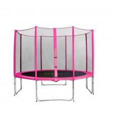 Aga SPORT PRO Trampolína 366 cm Pink + ochranná síť Preview